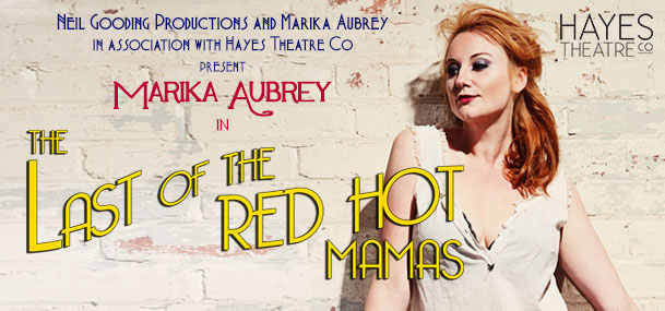 Last of The Red Hot Mamas SYDNEY